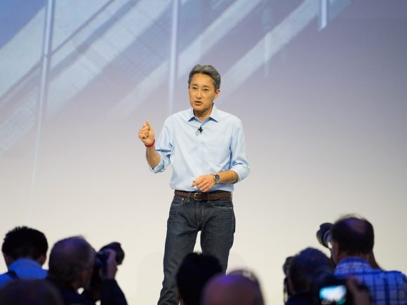 Kazuo Hirai To Step Down As Sony CEO