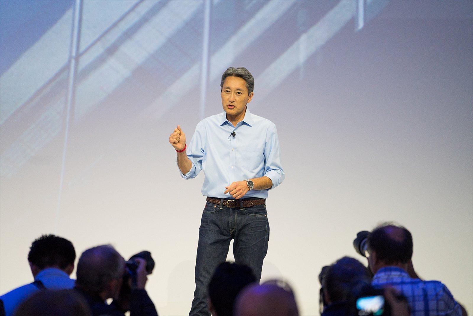 Kazuo Hirai To Step Down As Sony CEO 1