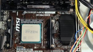 AMD Ryzen 2400G and 2200G Review: True Budget 1080P Performance