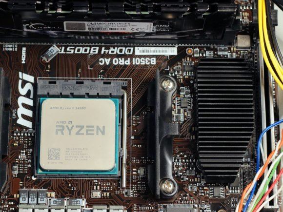 AMD Ryzen 2400G Review: True Budget 1080P Performance 9