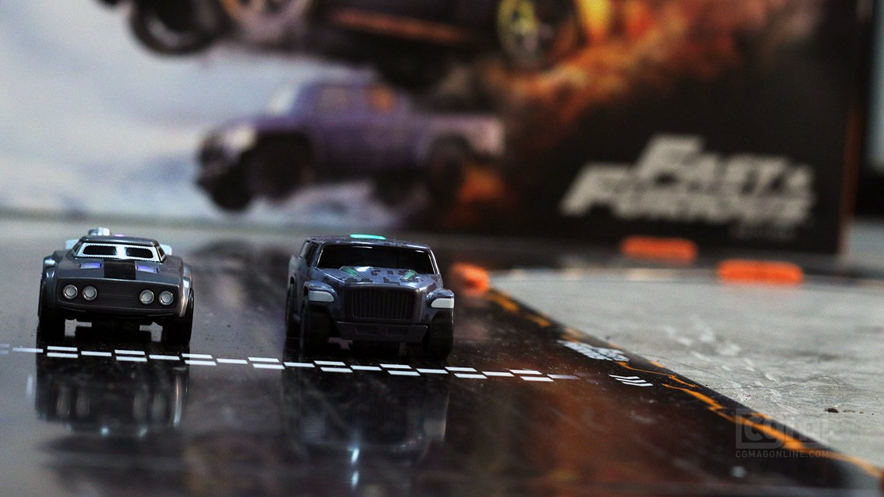 Anki Overdrive: Fast & Furious Edition Review 6