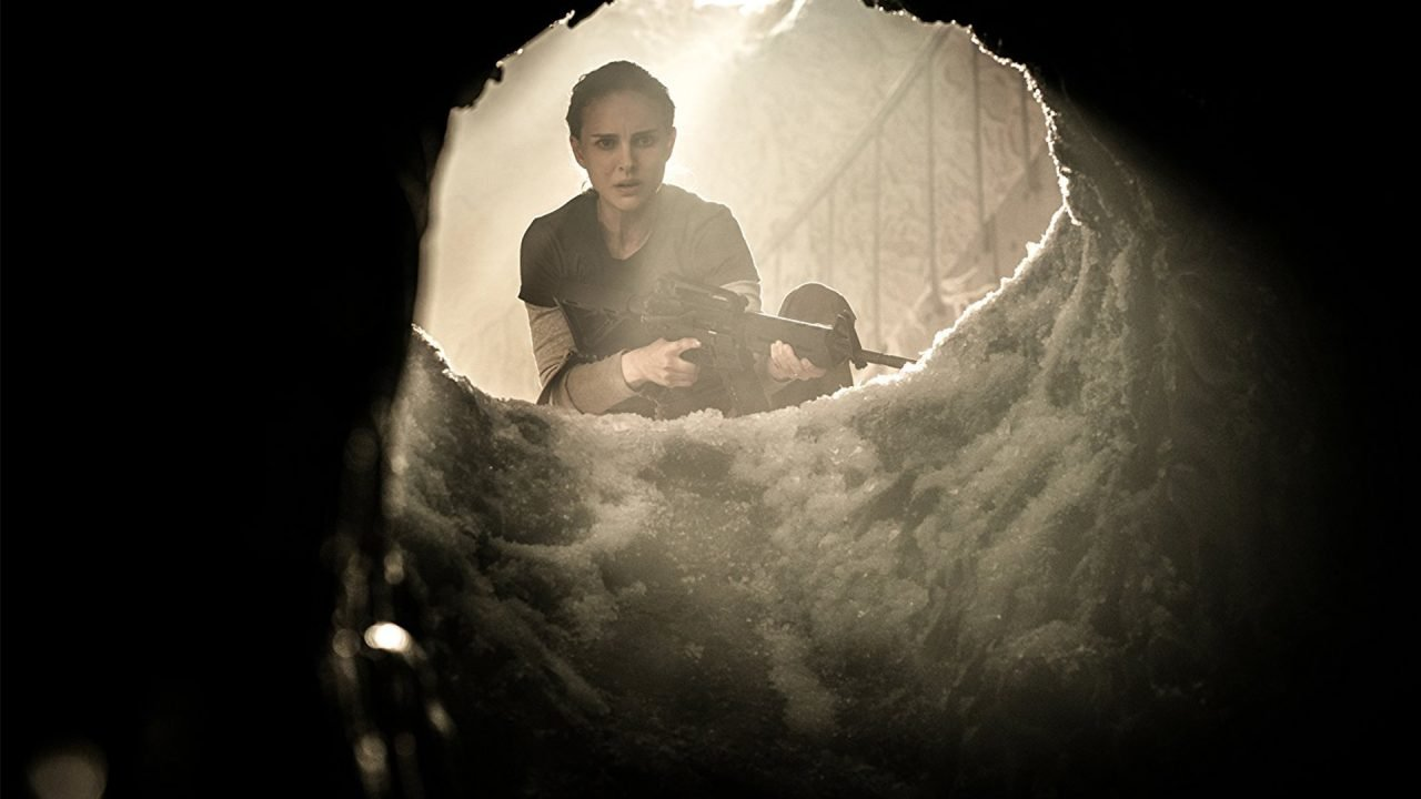 Annihilation (Movie) Review