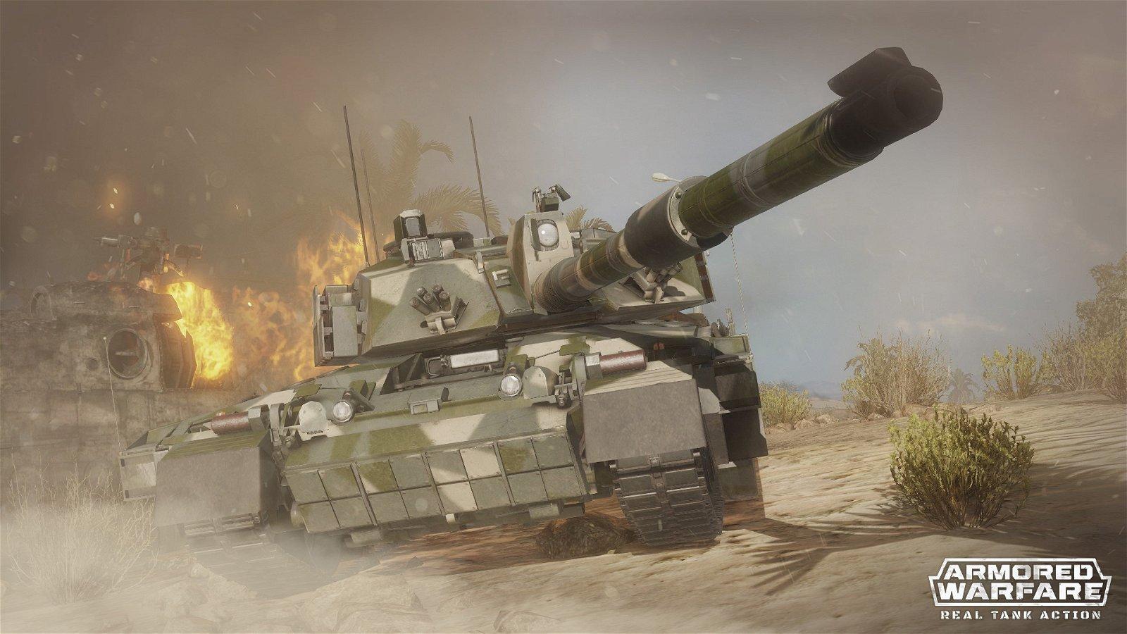 Armored Warfare Code Giveaway! 1