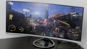 Asus Designo Mx34Vq Curved Monitor Review 1