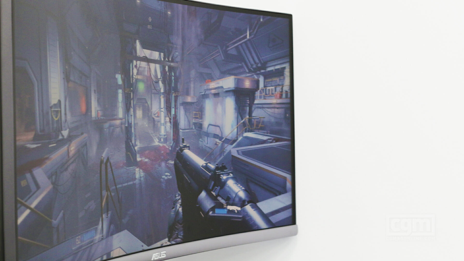 Asus Designo Mx34Vq Curved Monitor Review 5