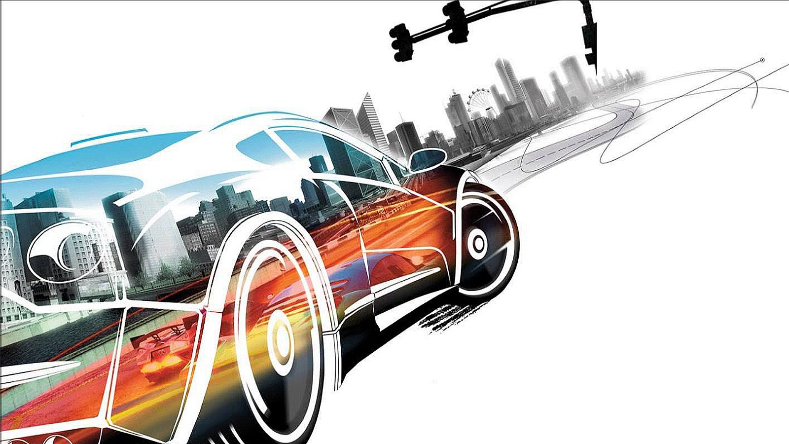 burnout paradise coming to ps4 and xbox one cgmagazine. Black Bedroom Furniture Sets. Home Design Ideas