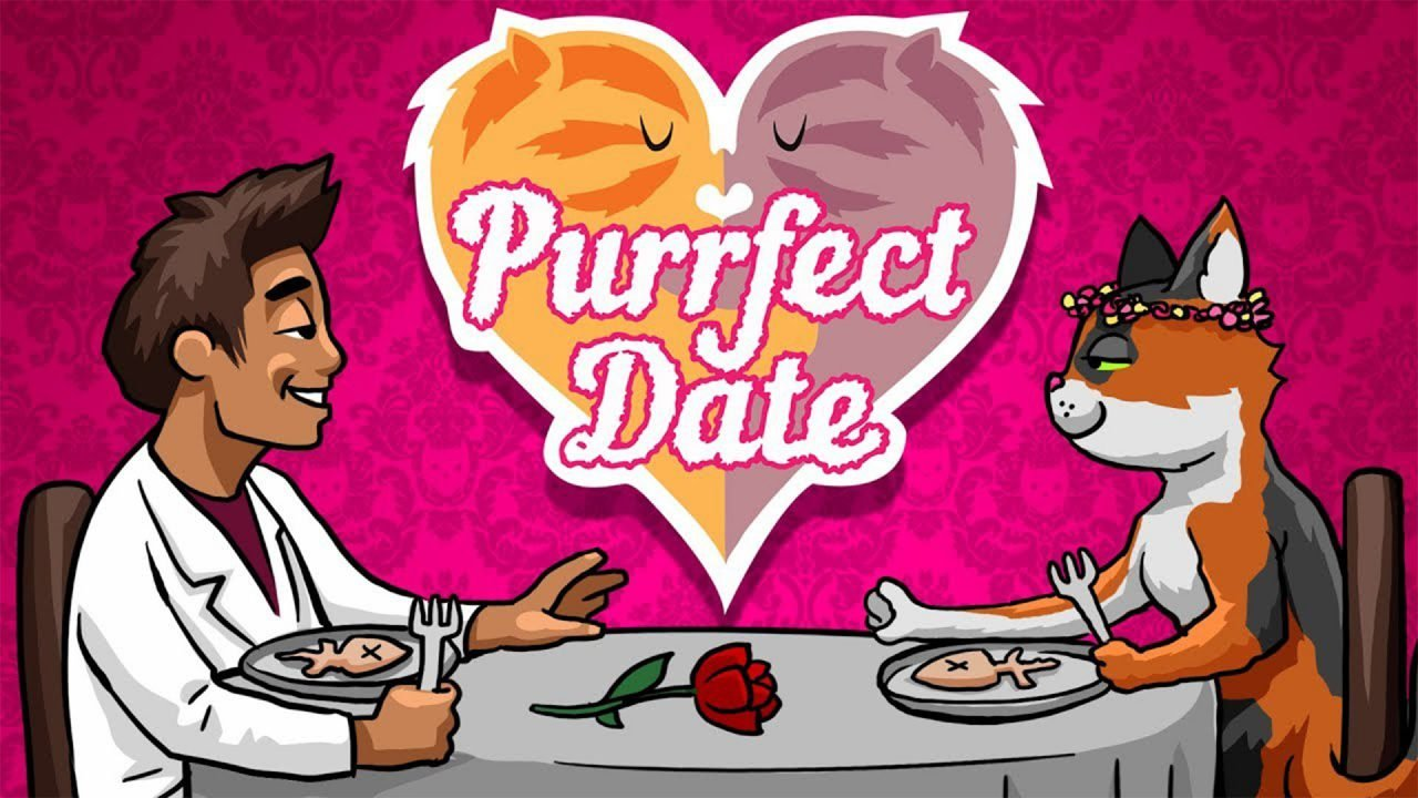Cat Dating Sim Launches on Valentines Day