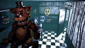 Chris Columbus Will Direct a Five Nights at Freddy's Movie
