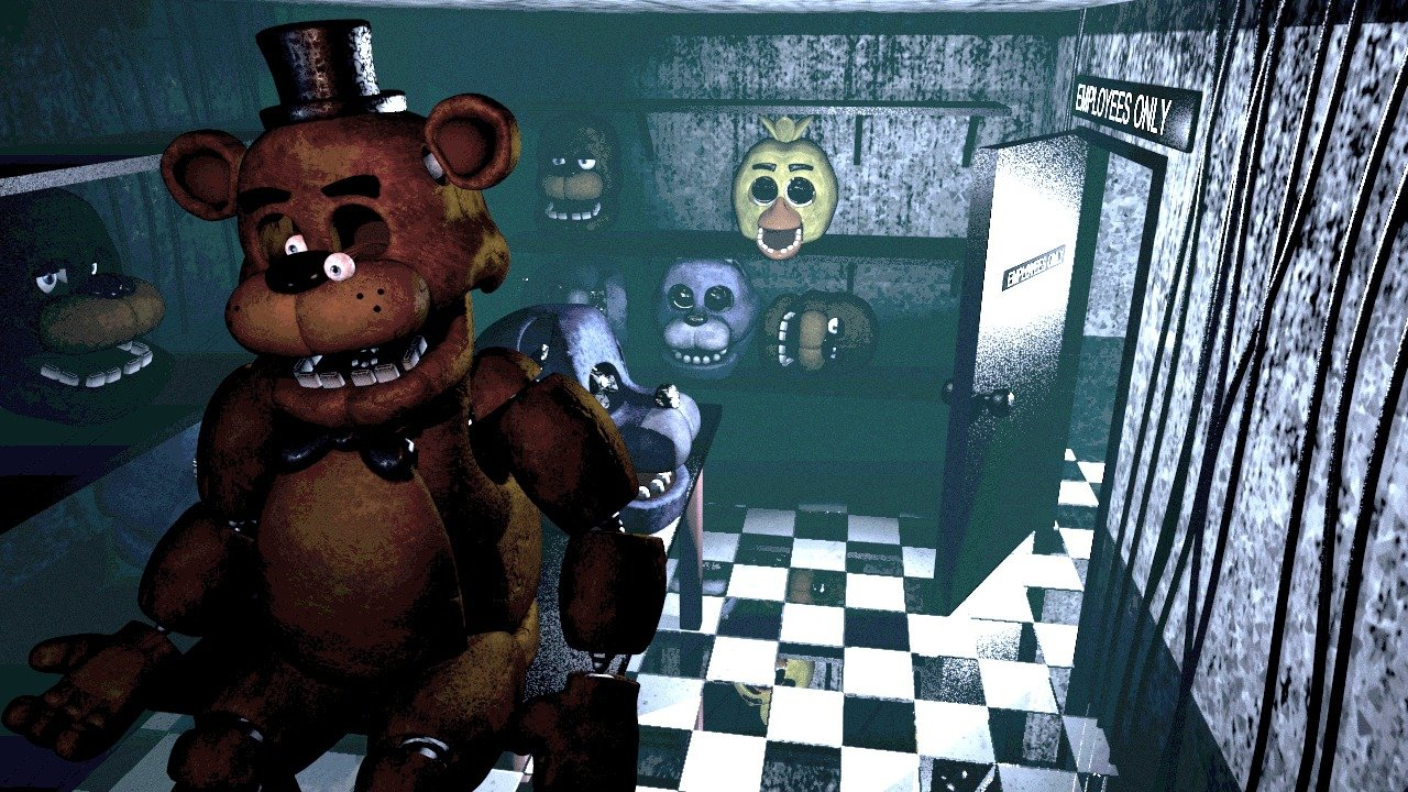 Chris Columbus Will Direct a Five Nights at Freddy's Movie 2
