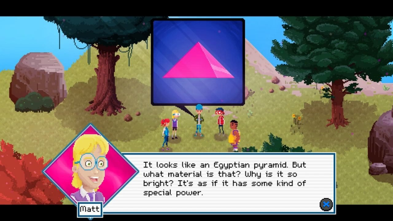 Crossing Souls (Pc) Review - Lost Boys 4
