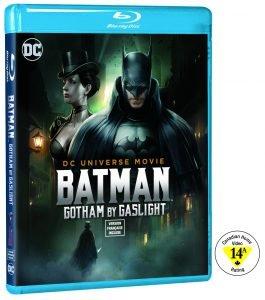 DCU Batman: Gotham By Gaslight Blu-ray™ Giveaway 1