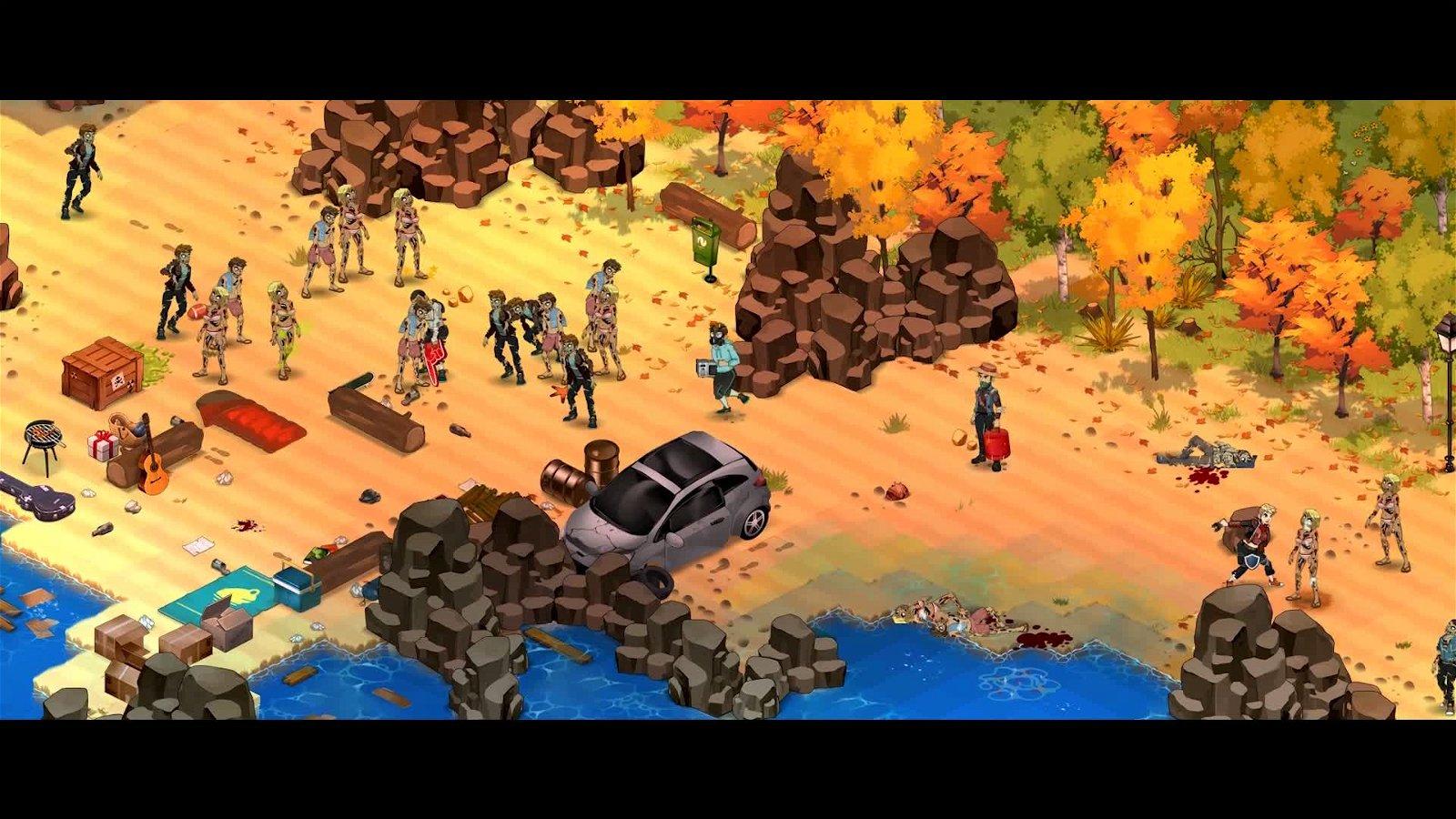 Dead Maze Announces its Launch Day 1