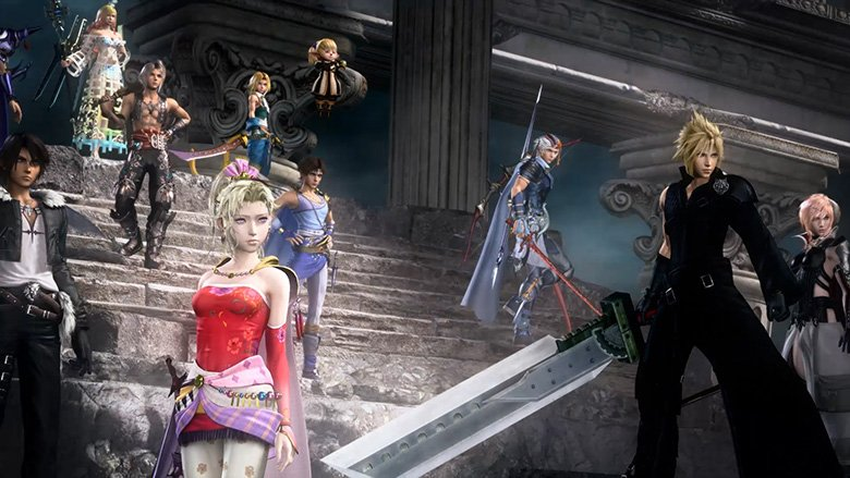 Dissidia Final Fantasy NT (PS4) Review: The Waiting Game 1