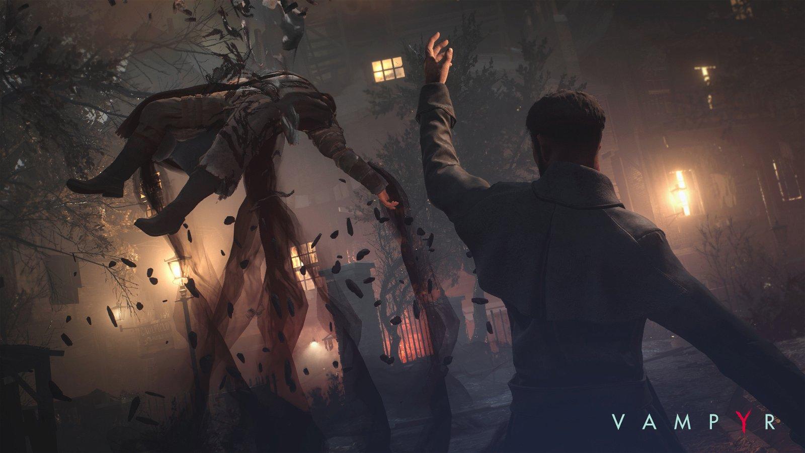 DONTNOD Entertainment Unveils Vampyr Release Date 2