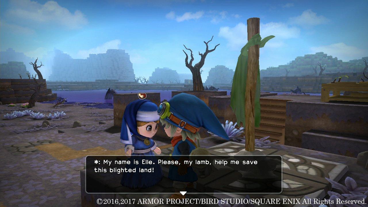 Dragon Quest Builders (Nintendo Switch) Review - Build Your Own Adventure 2