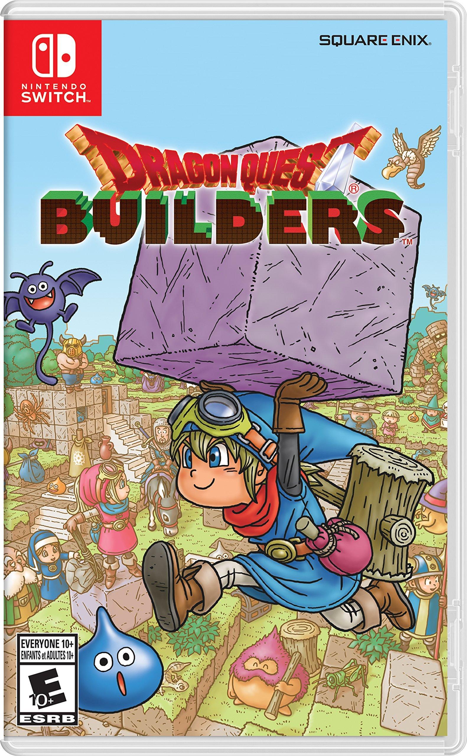 Dragon Quest Builders (Nintendo Switch) Review - Build Your Own Adventure 5