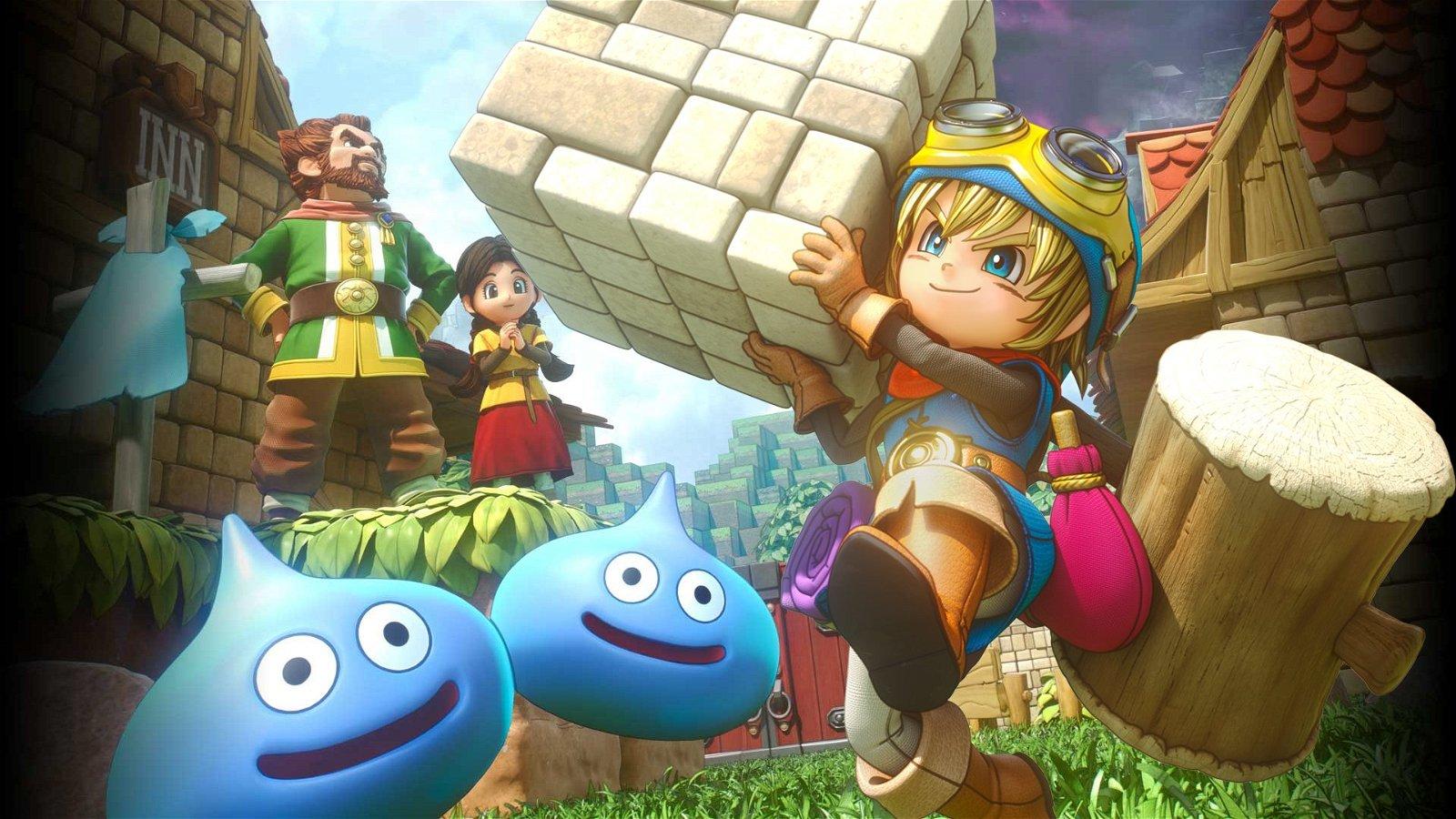 Dragon Quest Builders (Nintendo Switch) Review - Build Your Own Adventure 1