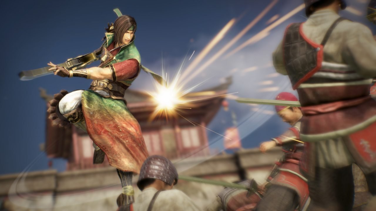 Dynasty Warriors 9 (Pc) Review: Open World Warriors 4