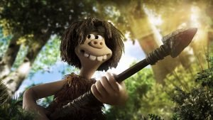 Early Man (Movie) Review - Claymation Caveman Shinanegins