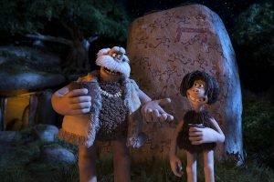 Early Man (Movie) Review - Claymation Caveman Shinanegins 3