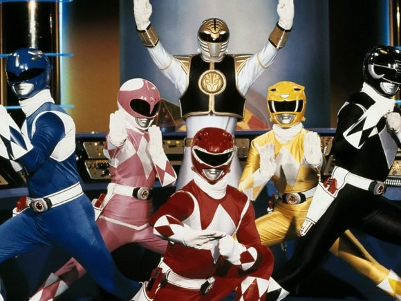 Hasbro To Design and Produce Toys for Power Rangers