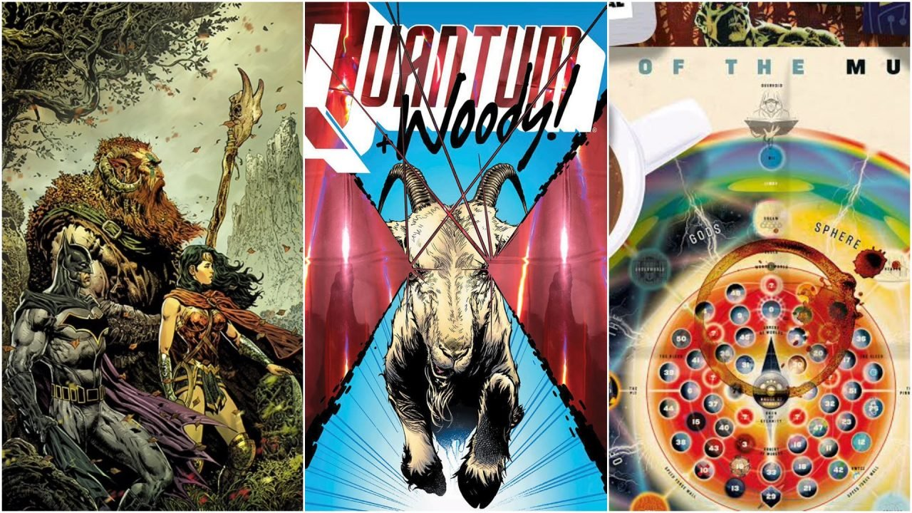 Hot Comics to Buy This Week: Family/President's Day 6