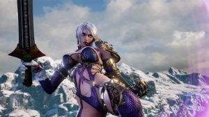 Ivy and Zasalamel Join Upcoming Soul Calibur VI
