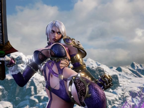 Ivy and Zasalamel Join Upcoming Soul Calibur VI