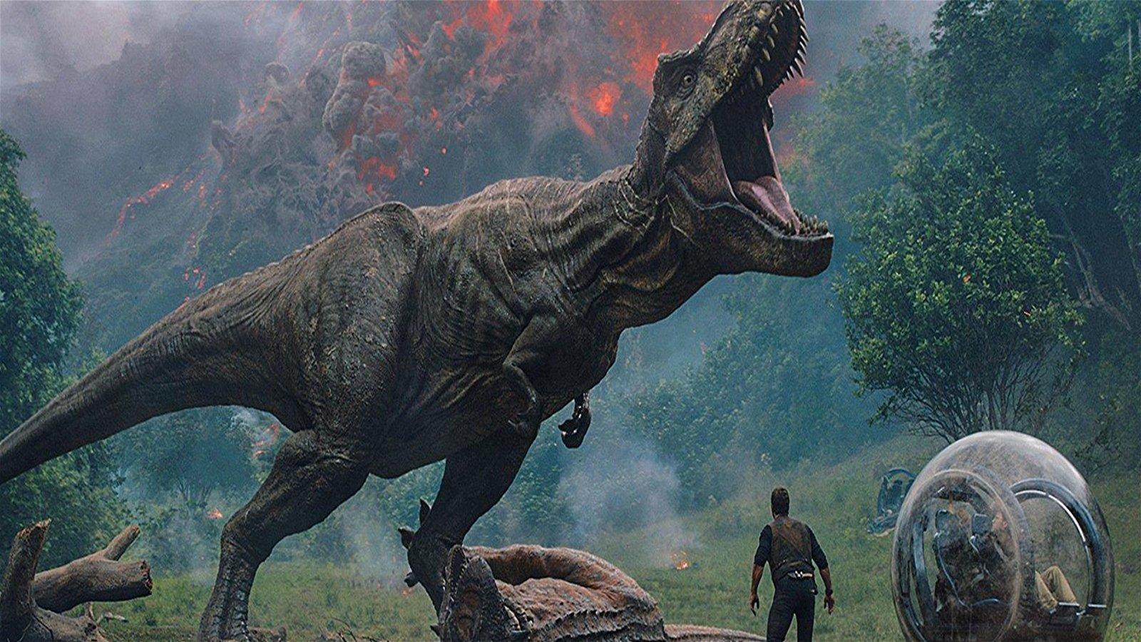 Jurassic World 3 Release Date Announced 1