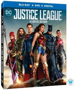 Justice League Blu-ray™ Giveaway