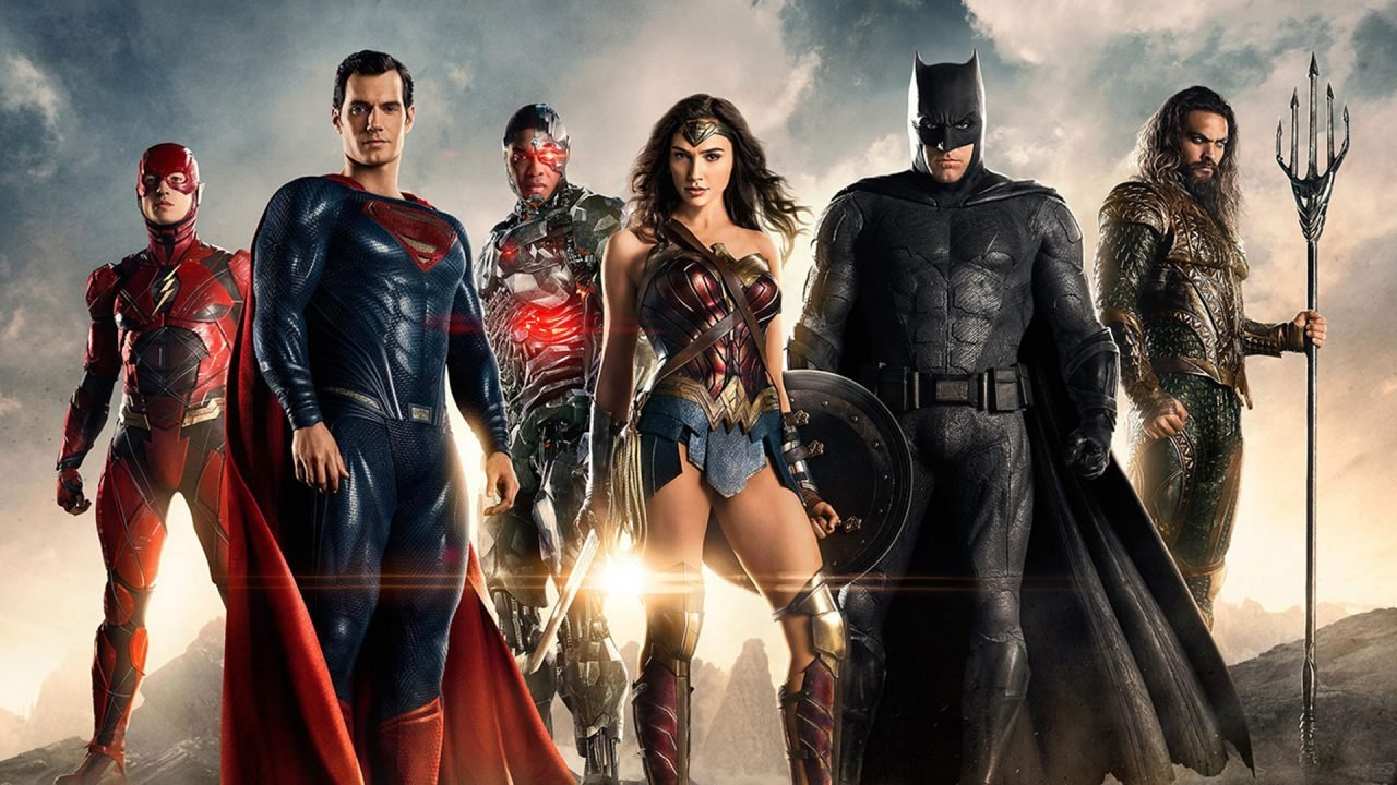 Justice League Blu-ray™ Giveaway 1