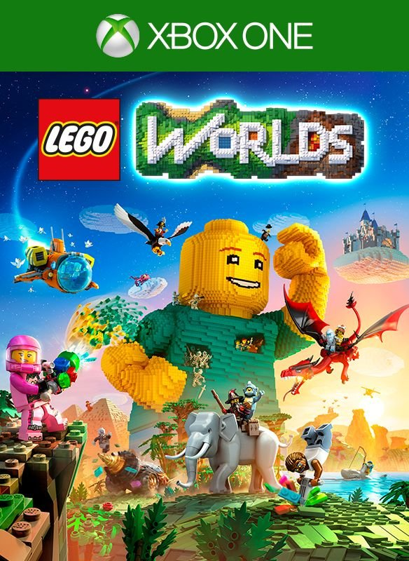 LEGO Worlds Review - This isn't Minecraft 13