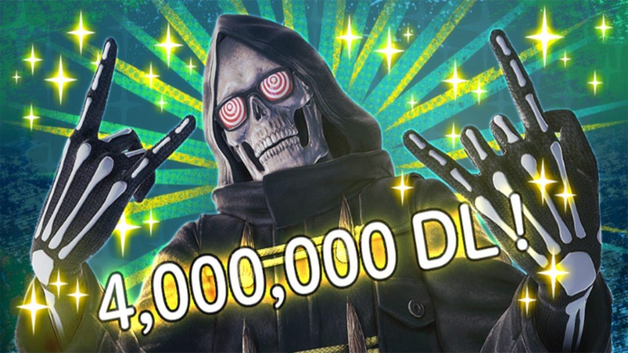Let it Die Surpasses 4 Million Downloads