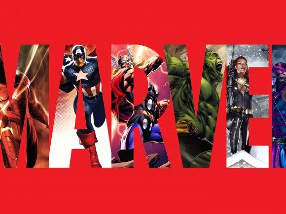 Marvel Celebrates 10 Years With Epic Cast Photo 5