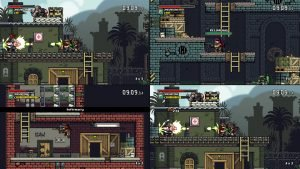 Mercenary Kings Reloaded (Switch) Review: Re-Imagined Greatness 5