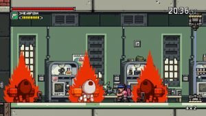 Mercenary Kings Reloaded (Switch) Review: Re-Imagined Greatness 6