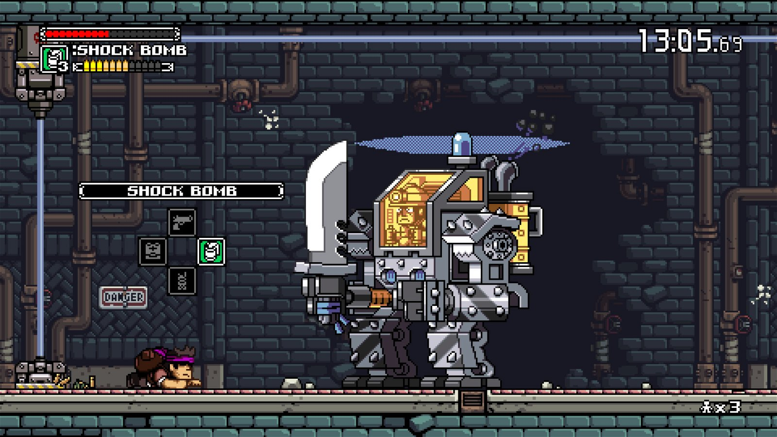 Mercenary Kings Reloaded (Switch) Review: Re-Imagined Greatness 7