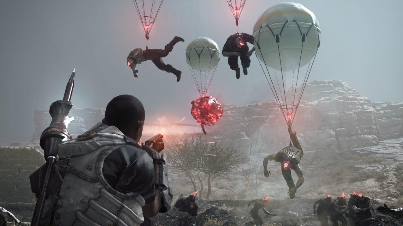 Metal Gear Survive (Ps4) Review 1
