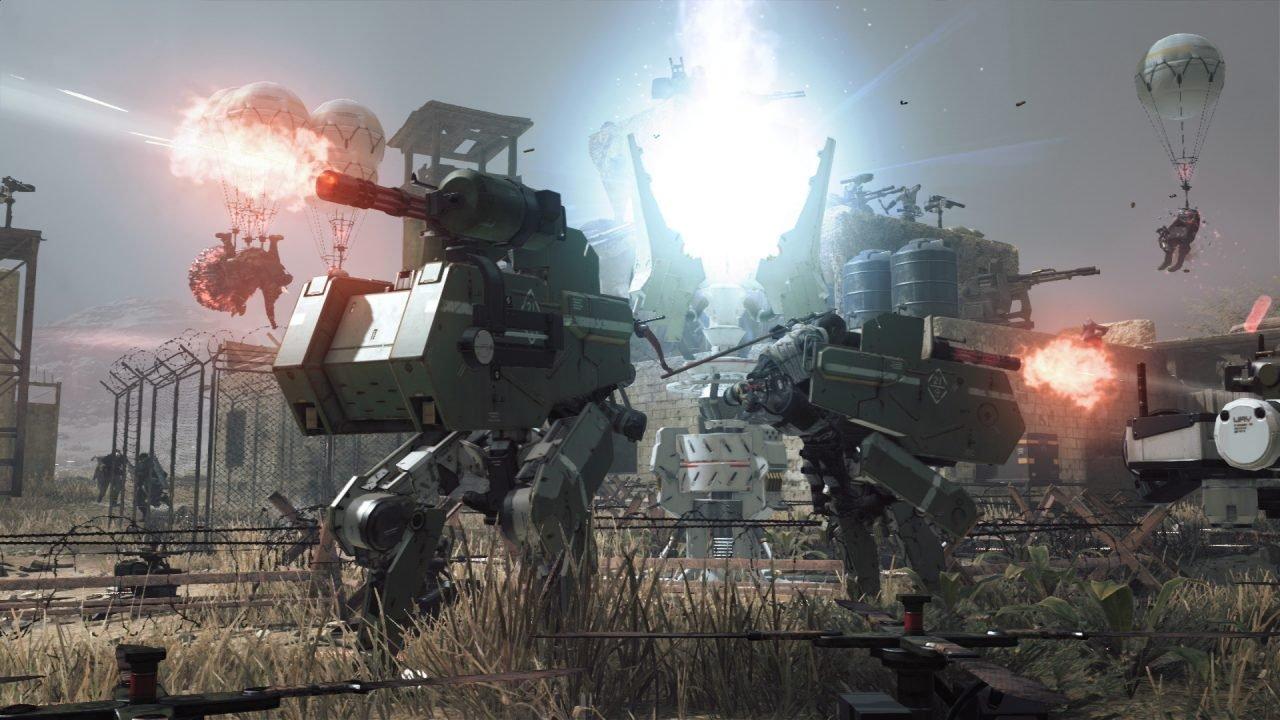 Metal Gear Survive (PS4) Review 4