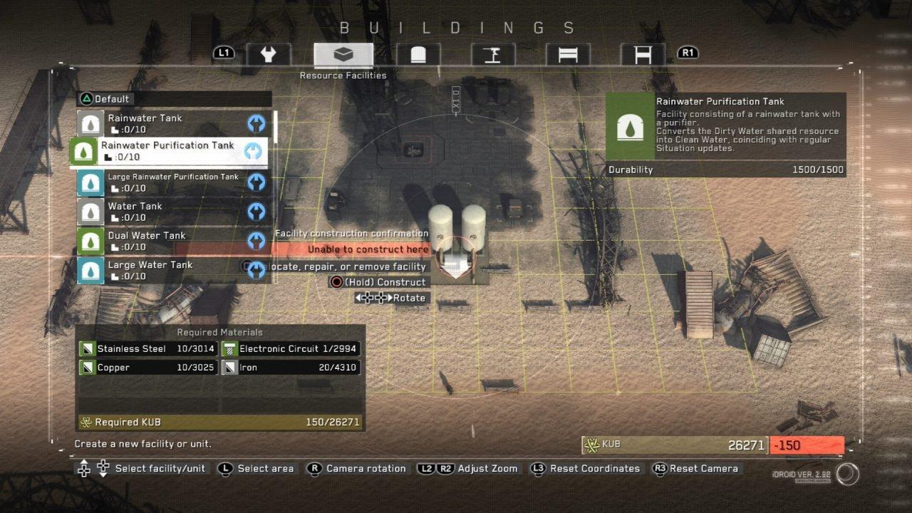 Metal Gear Survive (PS4) Review 5