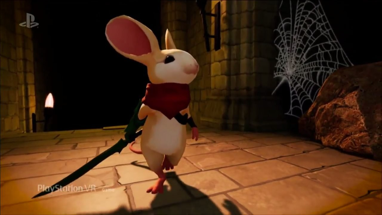 Moss Displays New Gameplay Footage Since E3