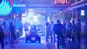 Netflix Movie Review: Mute