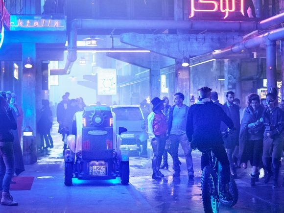 Netflix Movie Review: Mute 1