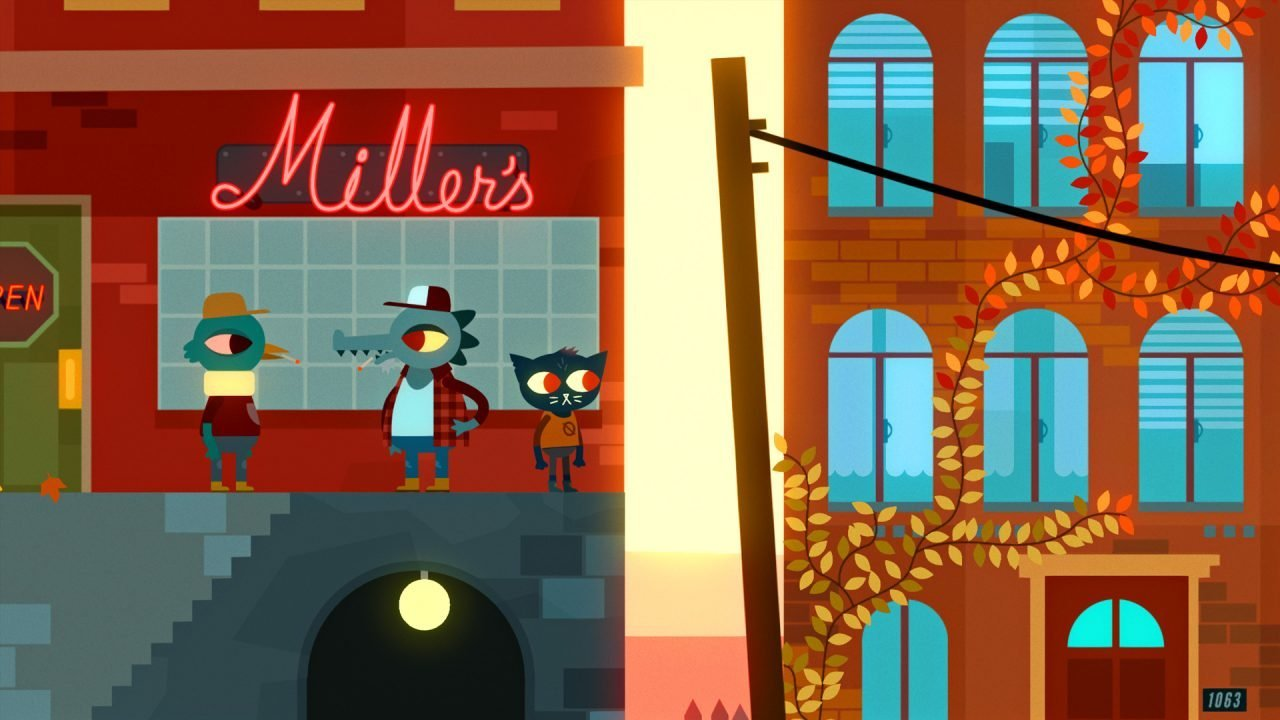 Night in the Woods (Switch) Review: Small Town Blues 5