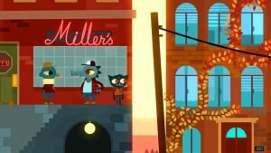 Night in the Woods (Switch) Review: Small Town Blues