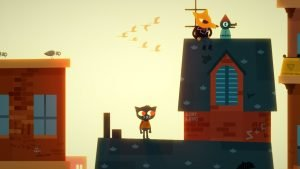 Night In The Woods (Switch) Review: Small Town Blues 8