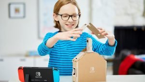 Nintendo Releases Three New Trailers for Nintendo Labo