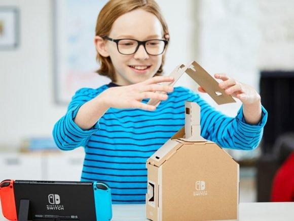 Nintendo Releases Three New Trailers for Nintendo Labo