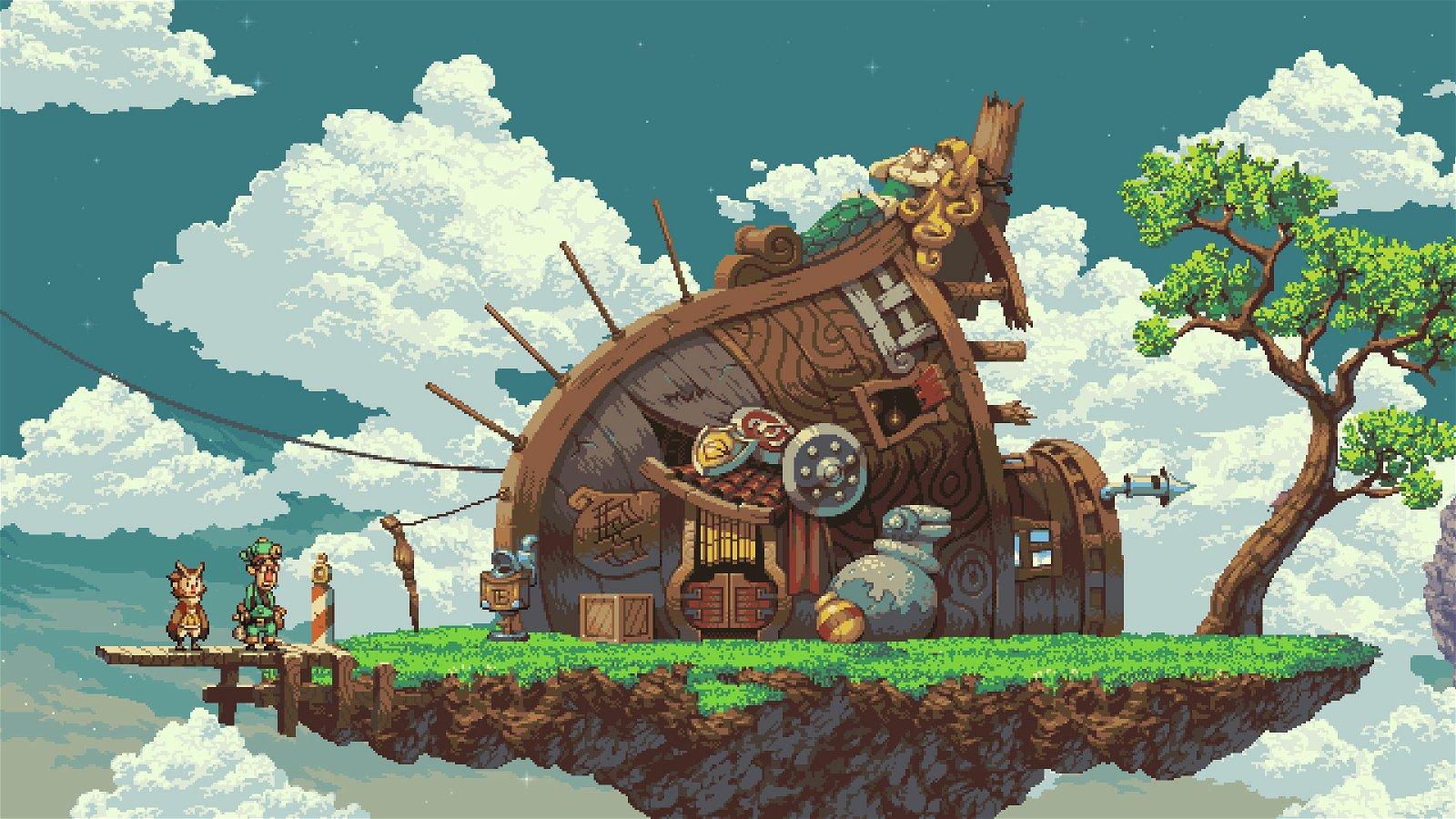Owlboy (Nintendo Switch) Mini Review 1