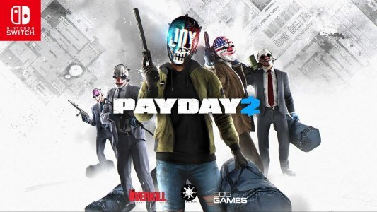 Payday 2 (Switch) Review 3